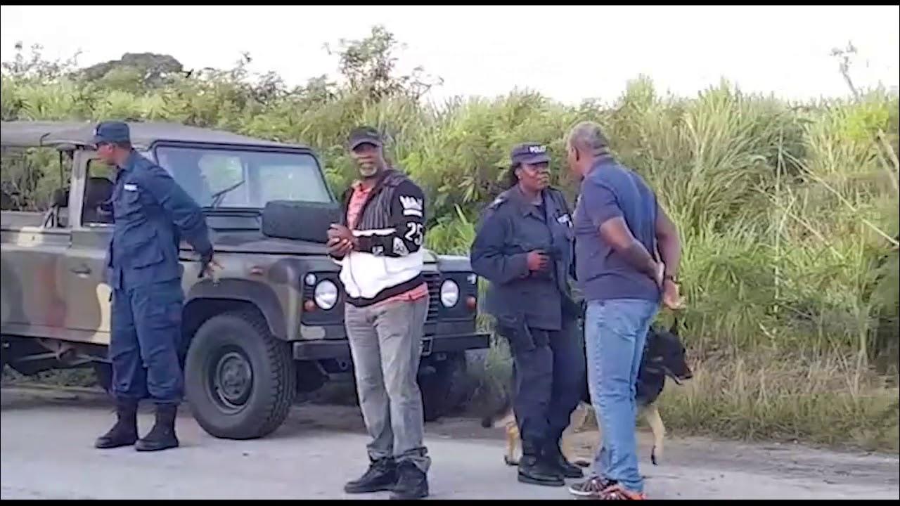 Nation Update: Futile search for missing man - Dauer: 47 Sekunden