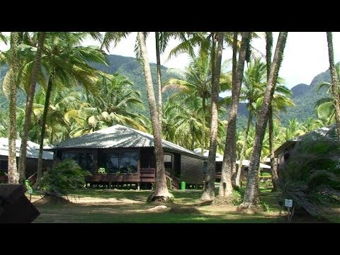 "Malaysia / Borneo-Sarawak - Hotel ""Damai Beach Resort"""