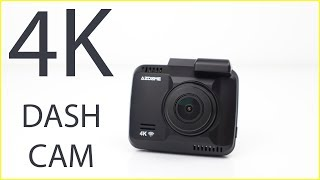 Azdome GS63H 4K Dash Cam - Wifi & GPS Built-in