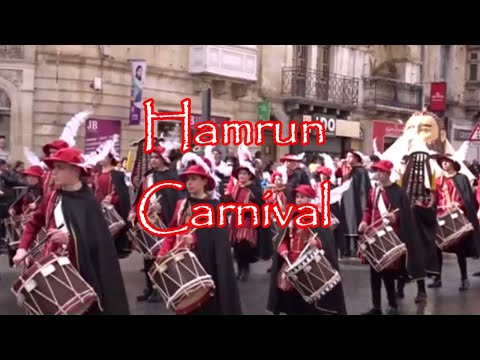 Hamrun Carnival , Malta, 2018