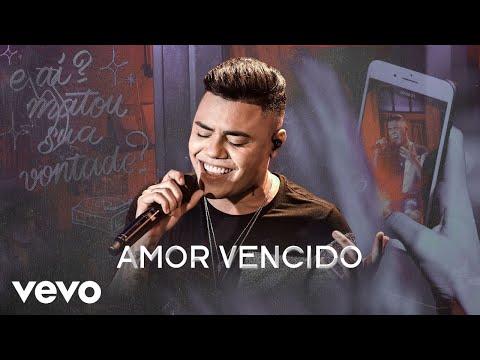 Felipe Araújo - Amor Vencido Ao Vivo