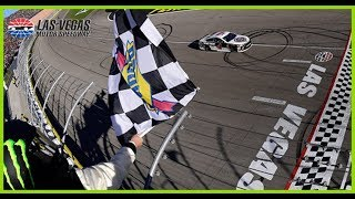Credit One Bank One To Go: Harvick cruises to Vegas win