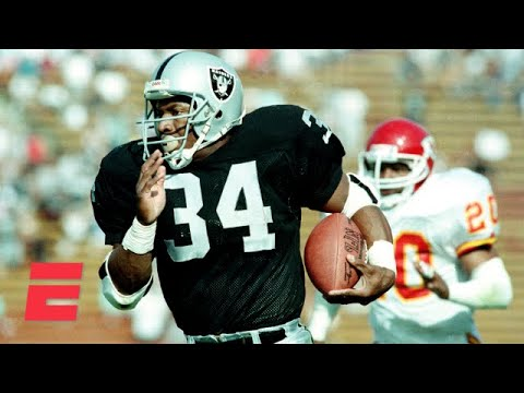 Bo Jackson Confirms He Ran The Fastest 40-yard Dash Ever (2016) | ESPN Archive