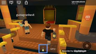 I almost died of fright of Jeaf the Kiler (ROBLOX)