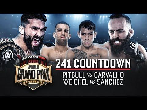 Countdown | Pitbull vs. Carvalho - Weichel vs. Sanchez || Featherweight Grand Prix - Bellator 241