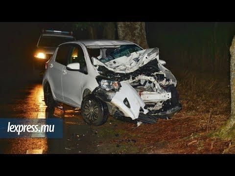 Beau-Vallon: collision mortelle entre une voiture et une mobylette