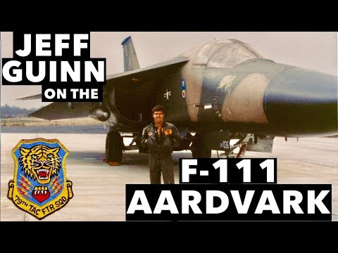Interview with Jeff Guinn on the F-111 Aardvark