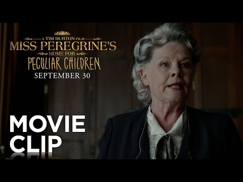 "Miss Peregrine's Home For Peculiar Children | ""Hollow Chase"" Clip [HD] 