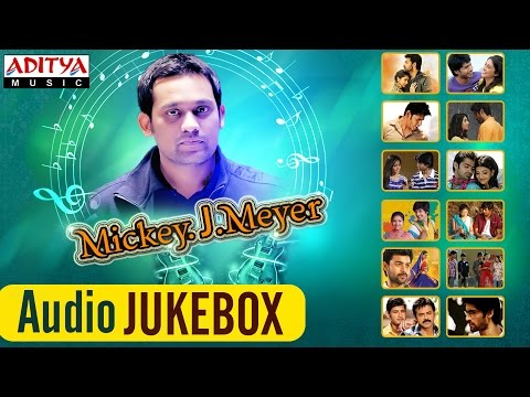 Mickey J Meyer Telugu Hit Songs || Jukebox