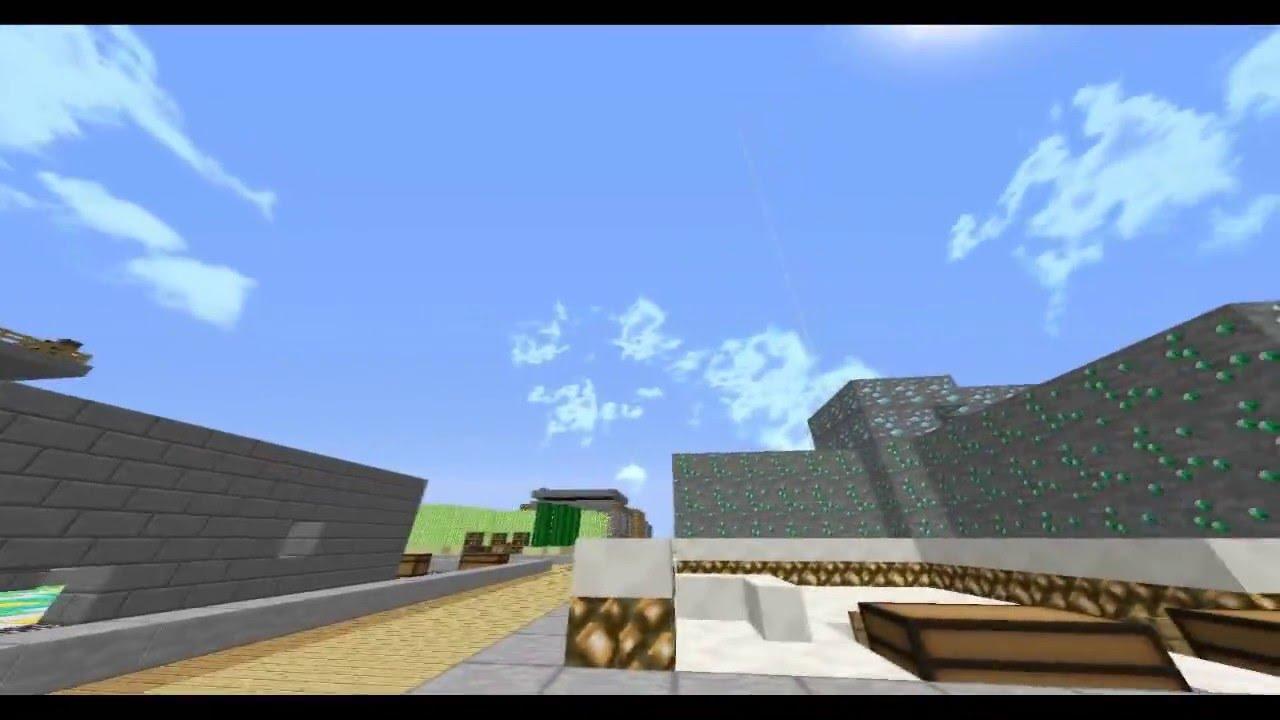 Minecraft Server Trailer Op Prison Inferno 1 8 50 Off