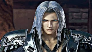 Dissidia Final Fantasy NT - Sephiroth Gameplay Walkthrough (PS4 PRO) 1080p 60fps