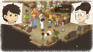 Doraemon Story of Seasons - Busy Cafe