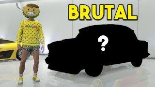 NUEVO COCHE INCREIBLE Y BRUTAL - GTA V ONLINE