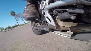 Low-Speed Rear Brake Control ~ 1st Hand Perspective thumbnail