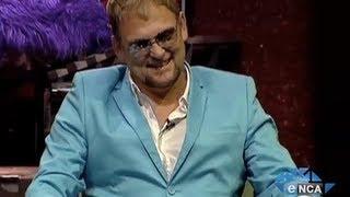 eNCA   Steve Hofmeyr Gets Roasted