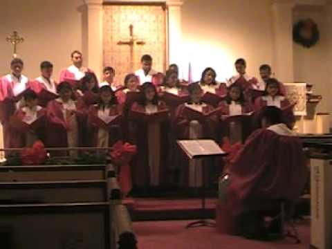 Malayalam Carol Song ( AkashaVeethiyil) CSI Hudson Valley Congregation  New York
