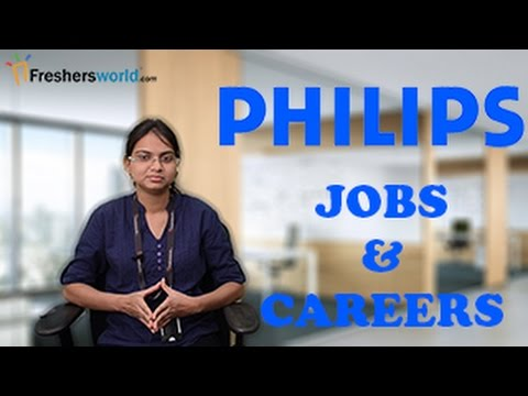 PHILIPS– Recruitment Notifications, IT Jobs, Walkin, Career, Oppurtunities,  Campus placements