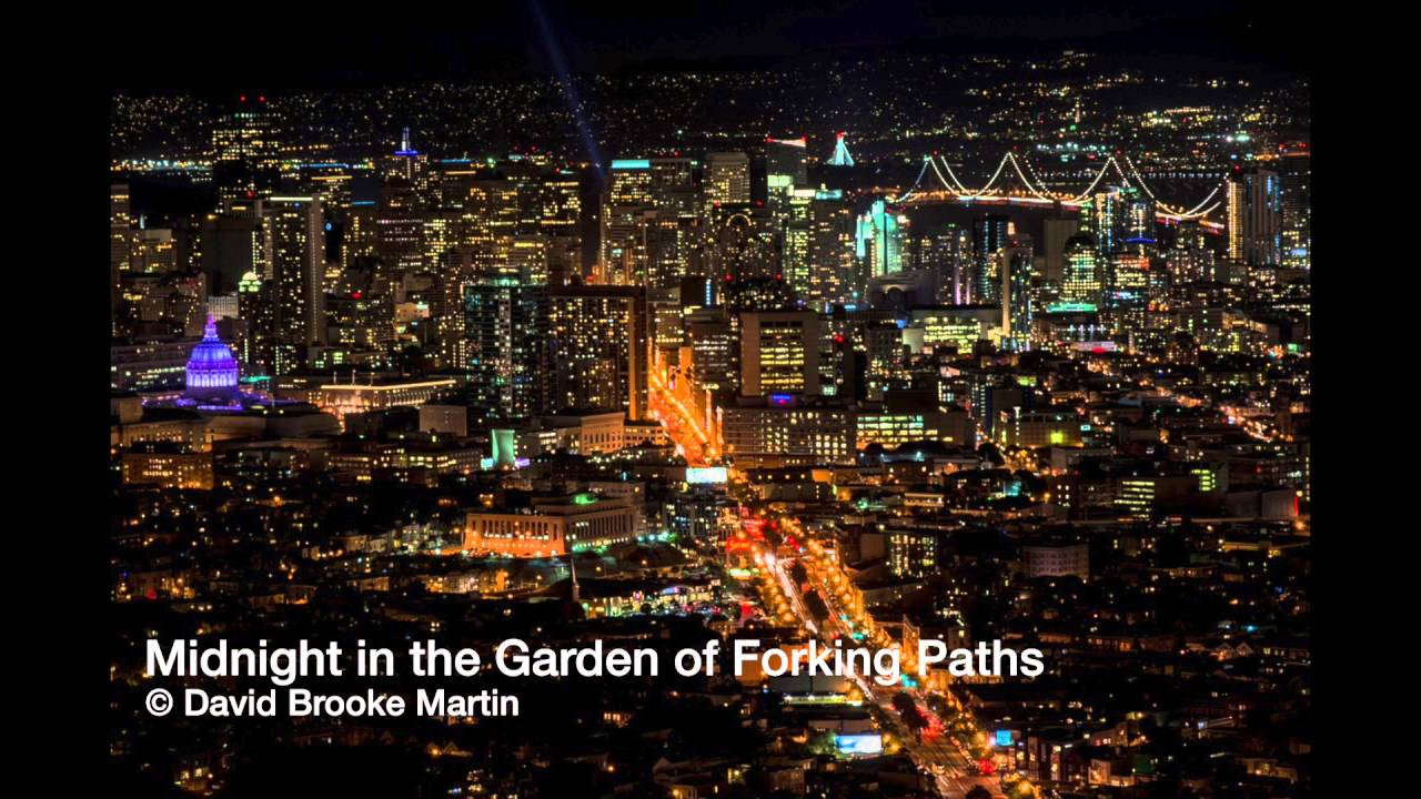 Midnight in the Garden of Forking Paths [april edit] - YouTube