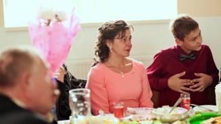 невеста красиво говорит слова мамам и мужу до слез  свадьба Брата
