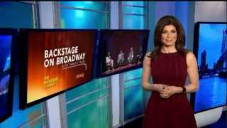 Backstage on Broadway with Tamsen Fadal: Heidi Chronicles