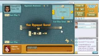 Pogo Dominos   Saver vs Sacred   09 28 12 Part 1 of 3