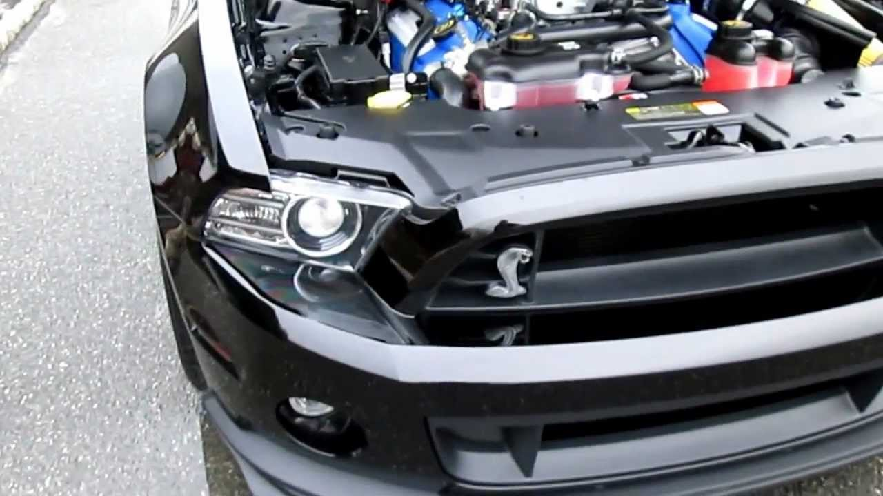 All Types 2013 black shelby gt500 : 2013 Shelby GT500 Black Limited Production - YouTube