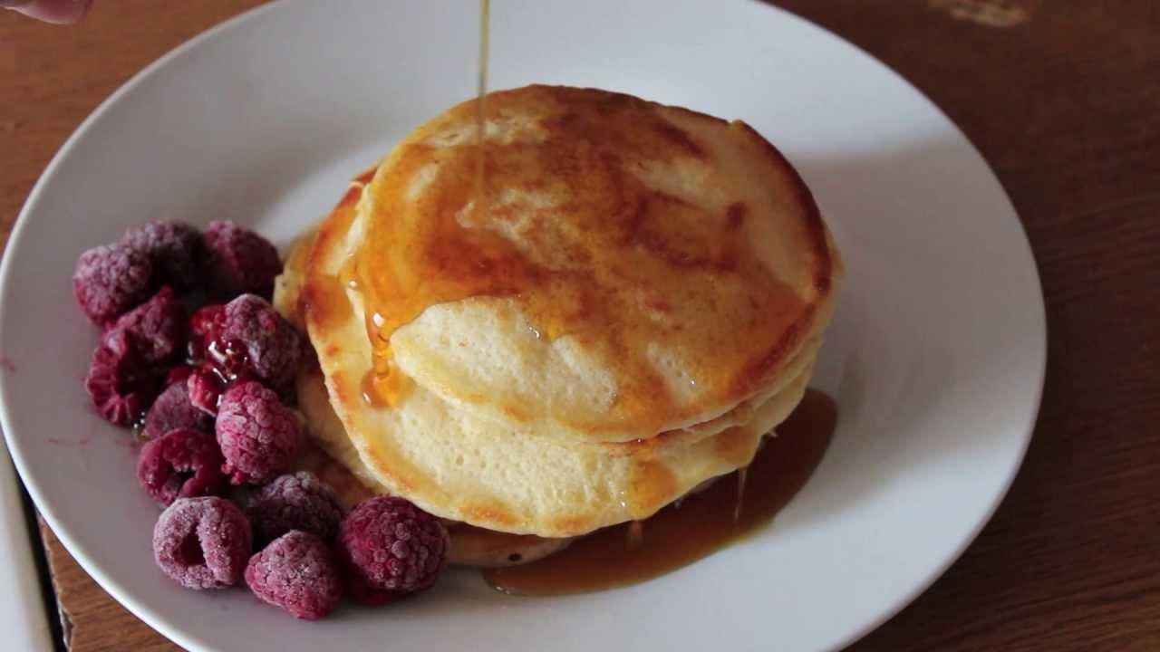 Kolay Pancake (Pankek) Tarifi | whereisilgin - YouTube