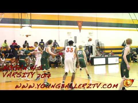 YoungBallerzTV : Bogan H.S Opening Playoff Game Recap