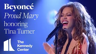 """1. Tina Turner -- Beyoncé - """"Proud Mary"""" (Tina Turner Tribute) 