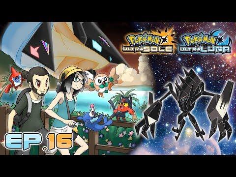 Download Youtube: Gameplay Live Pokémon Ultrasole e Ultraluna #16 - Necrozma. Il Buio.