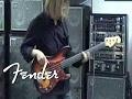 Tony Franklin- Fretless Bass 2   Fender