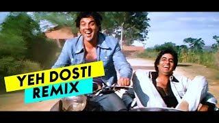 Yeh Dosti (Remix) - DJ Adetious