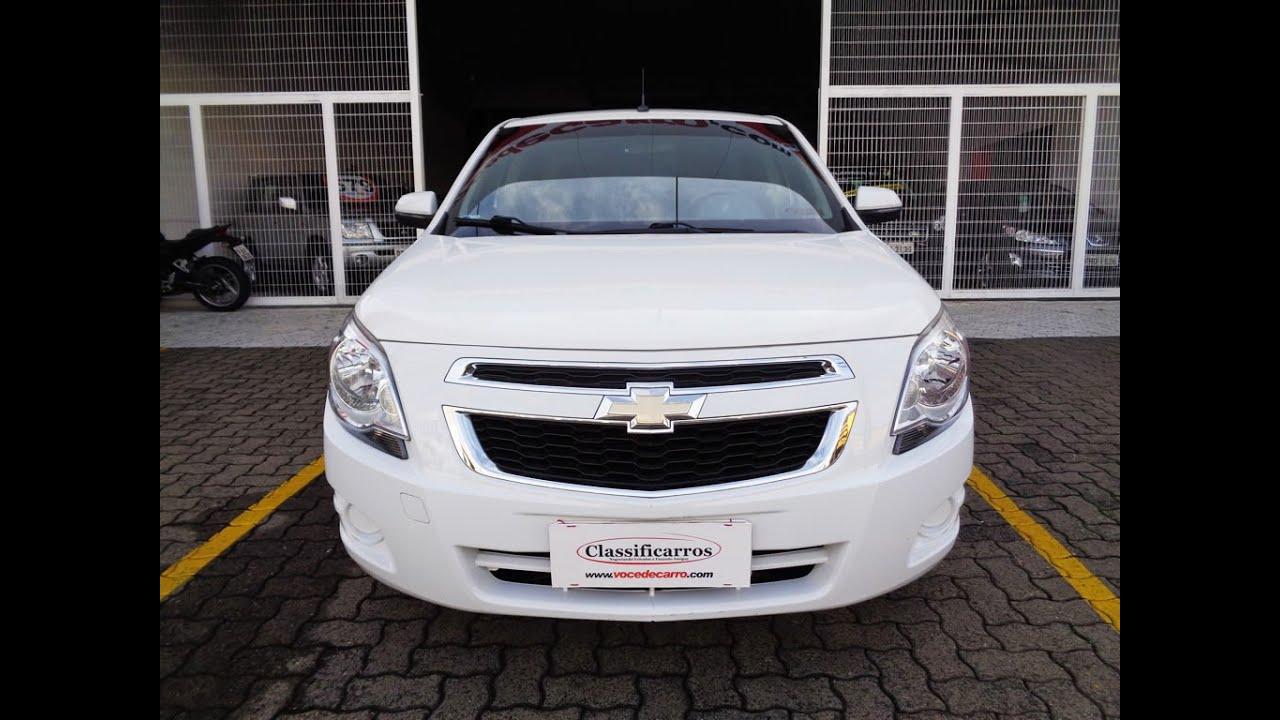 Chevrolet Cobalt LT 14 8v Flex  2012  YouTube