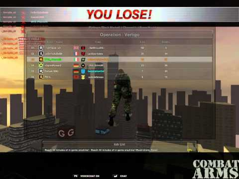 Combat Arms Europe - [Hacker] -_Un1qUe_x3