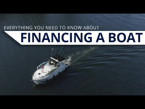 Should I Finance a Boat
