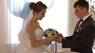 Видеосъёмка в Чите свадьба в морском стиле торжественная регистрация Чита студия Мотор 8924 37174 79