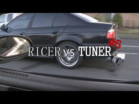 RICER VS TUNER #6