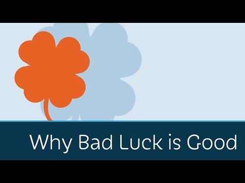 Moptu Prageru Why Bad Luck Is Good