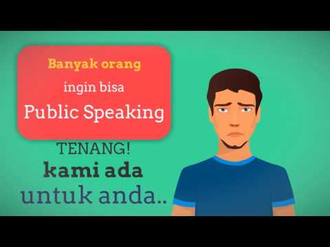 Kursus Public Speaking Di Jakarta