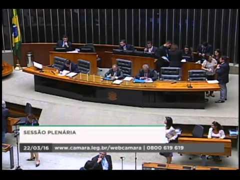 PLENÁRIO - Sessão Deliberativa - 22/03/2016 - 09:00