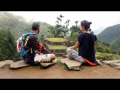 CIUDAD PERDIDA / LOST CITY COLOMBIA /DANIELBELTRAVEL