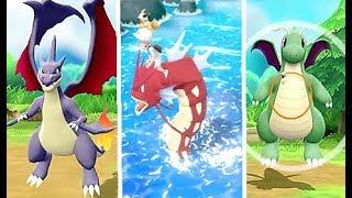 10 BEST Shiny Pokemon in Let's GO Pikachu & Eevee