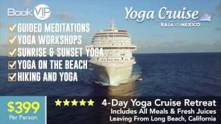 Baja Mexico Yoga Cruise