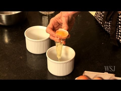 How to Separate an Egg: Cooking Confidential with Gail Monaghan
