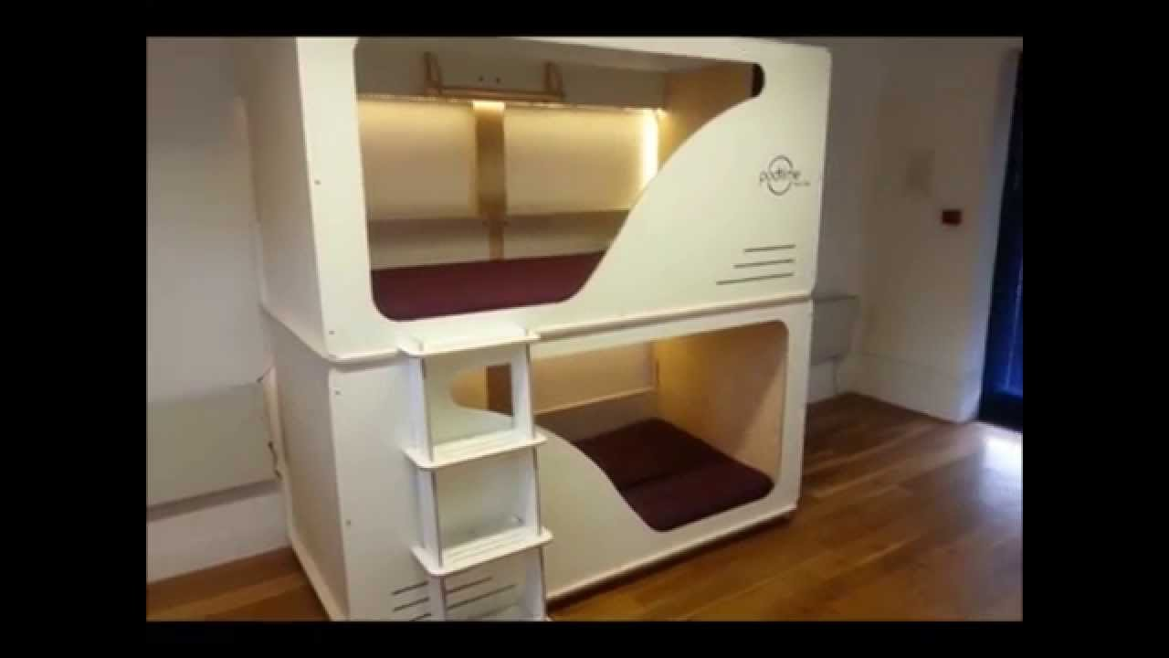 Bunk Pod From Podtime Youtube Interiors Inside Ideas Interiors design about Everything [magnanprojects.com]