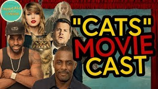 """CATS"" Musical Movie Cast"
