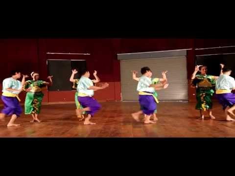 Sarika Keo (8 dancers)