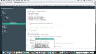 Orion Java Language Server Demo