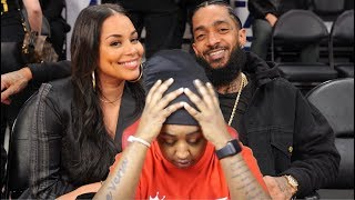 The marathon continues RIP King Nipsey Hussle as we reflect on Lauren Londons last words to him...