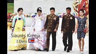 Kelionė į Šiaurės Korėją, 3 Dalis. Piknikas, vestuvės ir slaptos kameros kambaryje